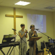 Russia Year 2 Campmeeting 1