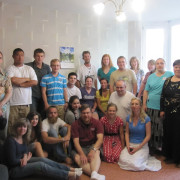 Ukraine Year 3 House Church 1